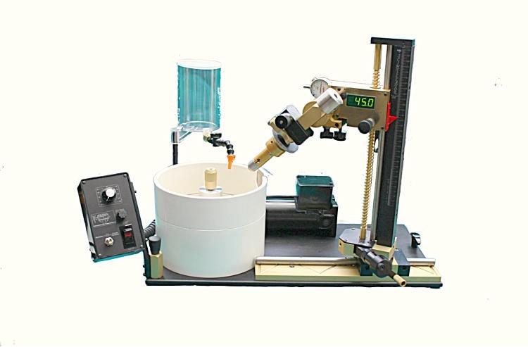 Polymetric Scintillator mast machine