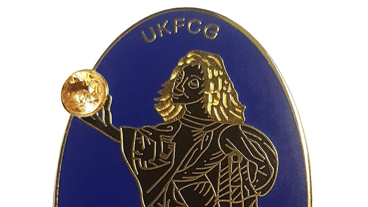 UKFCG badge
